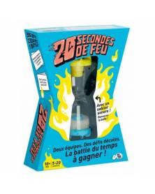 20 secondes de feu boîte