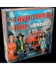 les aventuriers du rail : londres boîte