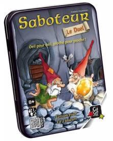 saboteur : le duel boîte