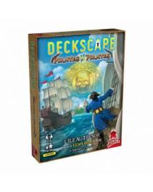 Deckscape - Equipage contre équipage : L'île des pirates