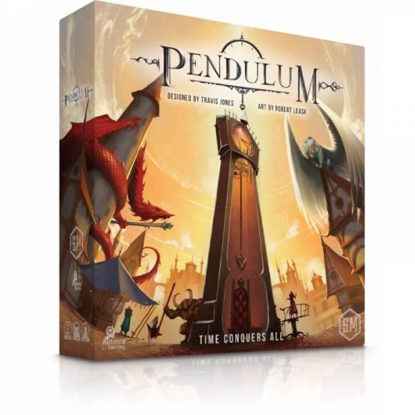 pendulum boîte