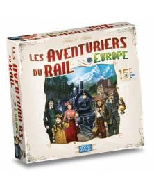 Les aventuriers du rail Europe - 15e Anniversaire
