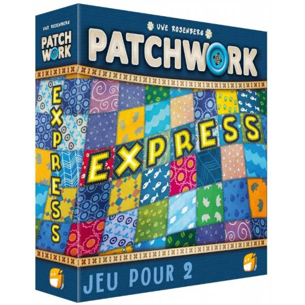 patchwork expresse boite