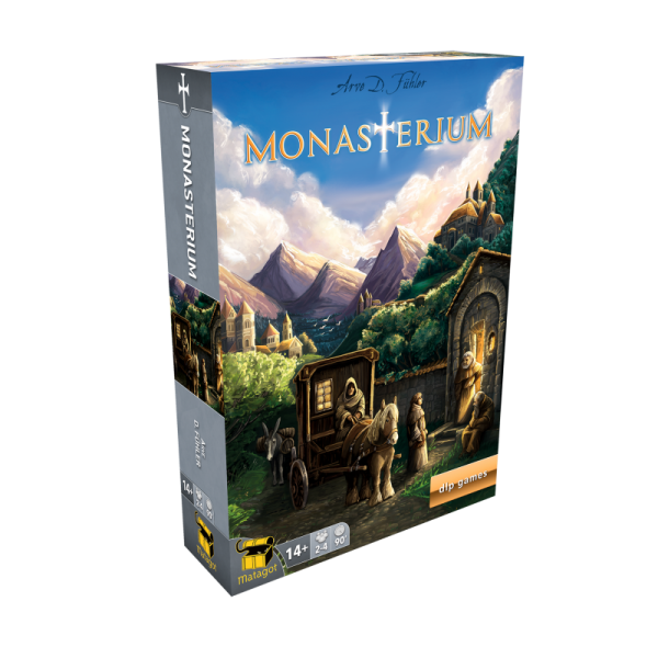 monasterium boîte