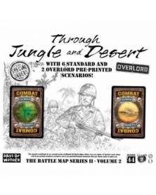 mémoire 44 : dans la jungle et le désert - extension boîte