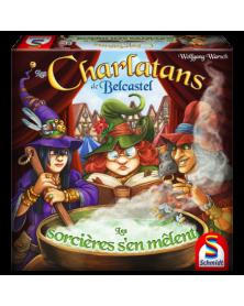 les charlatans de belcastel : les sorcières s'en mêlent - extension boîte