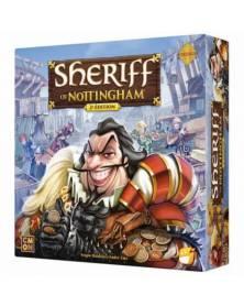 sheriff of nottingham boîte
