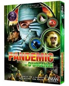 pandemic : état d'urgence - extension boîte