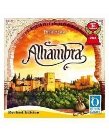 alhambra - édition révisée boîte