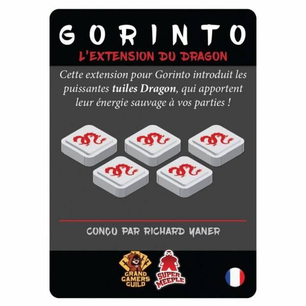 gorinto : dragon - extension boîte