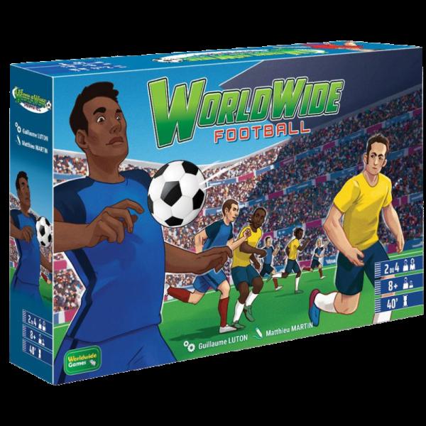 worldwide football boîte