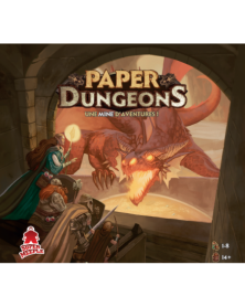 paper dungeons plateau