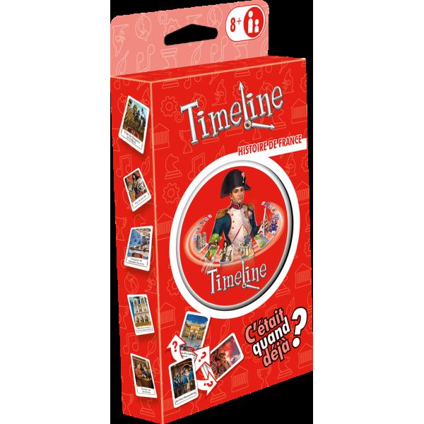 timeline : histoire de france boîte