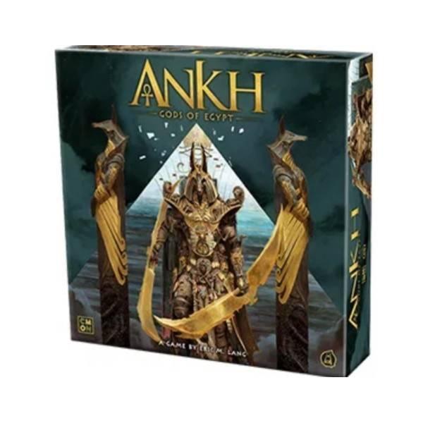 ankh : les dieux d'egypte boîte