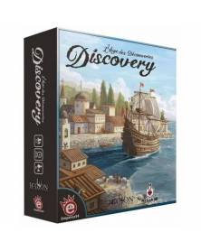 Discovery : L'âge des découvertes