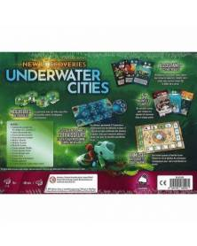 underwater cities : new discoveries - extension plateau