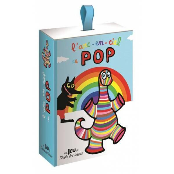 arc en ciel de pop boîte
