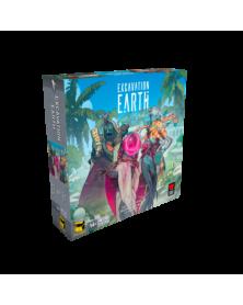 excavation earth boîte