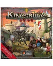 kingsburg - 2ème edition boîte