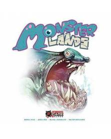 monster lands boîte