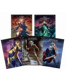 marvel villainous : infinite power carte 1