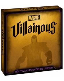 marvel villainous : infinite power boîte