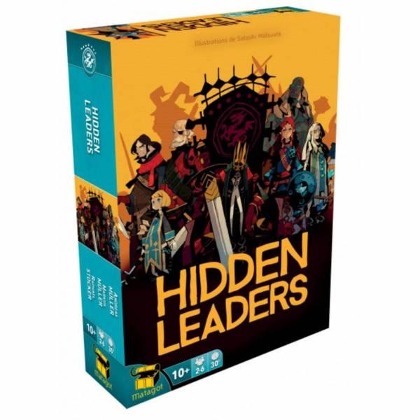 hidden leaders boîte