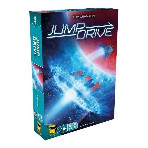 jump drive boîte