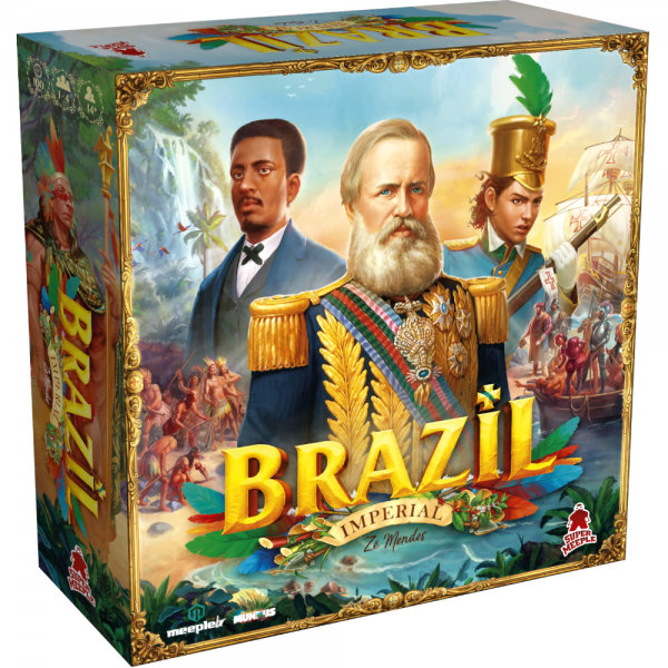 brazil : imperial boîte