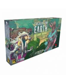 excavation earth : second wave - extension boîte