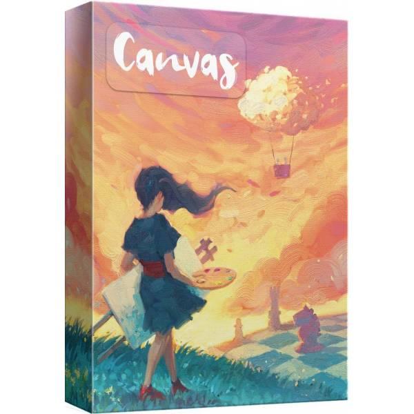canvas boîte