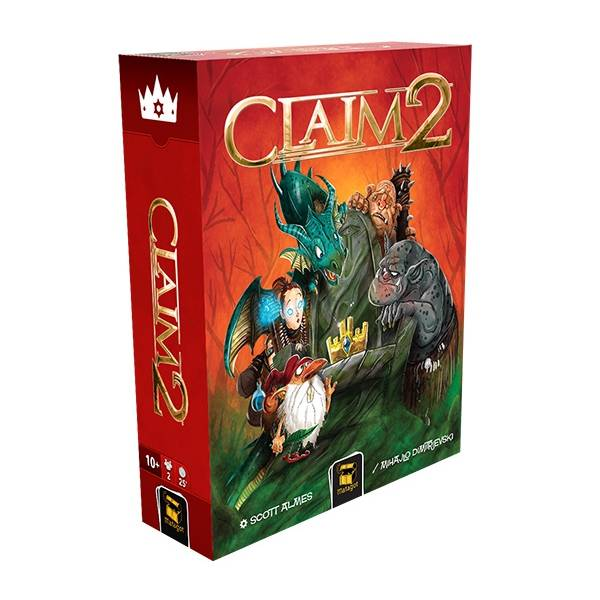 claim 2 boîte