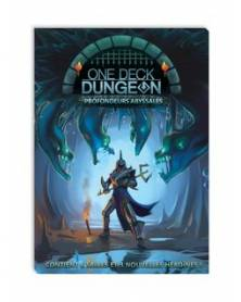 one deck dungeon : profondeurs abyssales - extension boîte