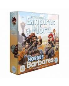 imperial settlers : hordes barbares boîte