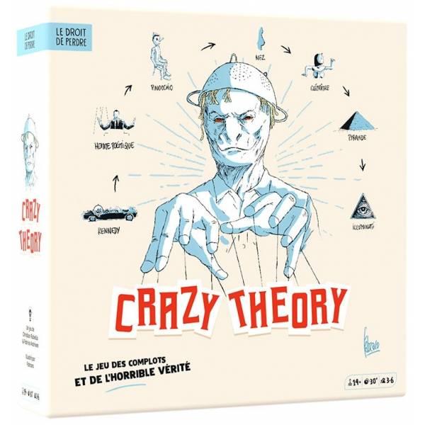 crazy theory boîte