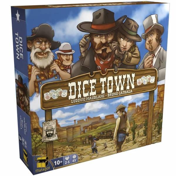 dice town boîte