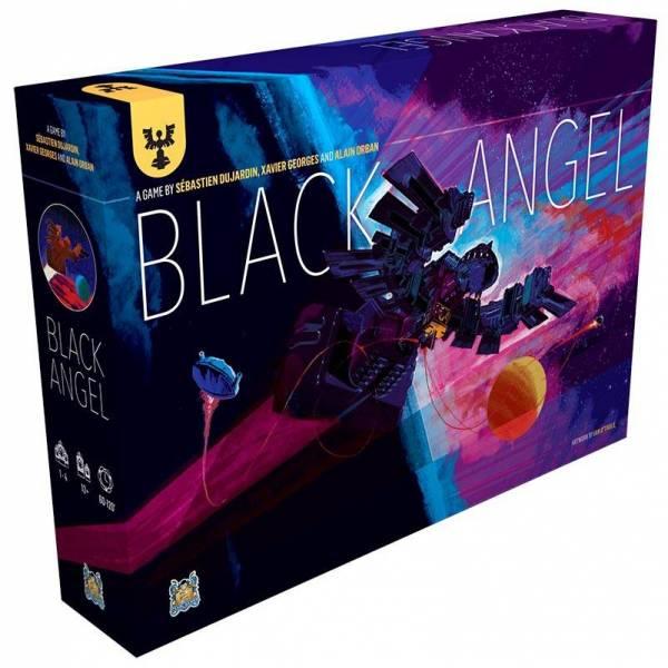 black angel boîte