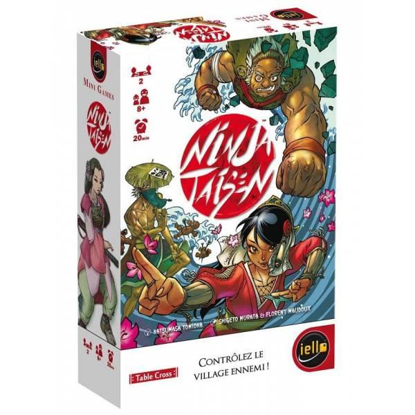 ninja taisen boîte