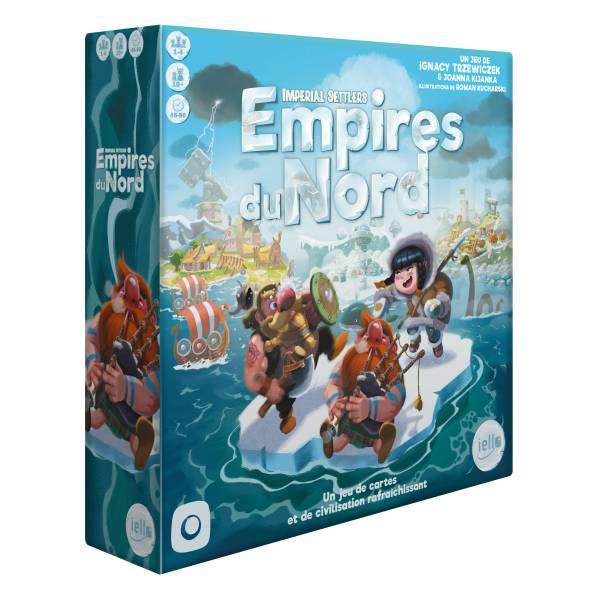 empires du nord - imperial settlers boîte