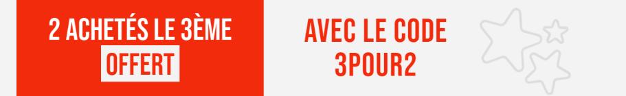 2 jeux de société achetés le 3ème offert - Ludum.fr
