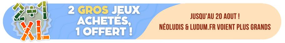 Cashback + - Jeux de société - Ludum.fr