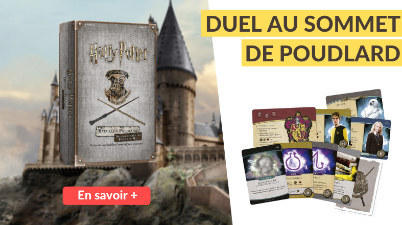 harry potter contre les forces du mal
